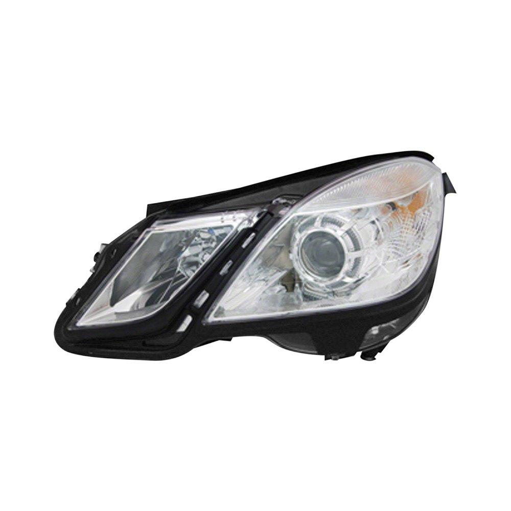 Replace mercedes e class 2013 replacement headlight for Mercedes benz headlight replacement