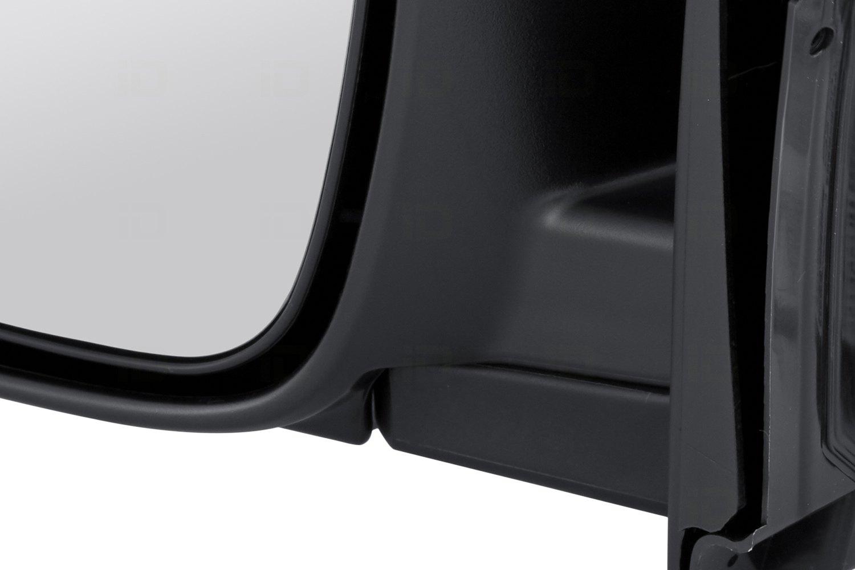 Replace 174 Mitsubishi Lancer 2011 Power Side View Mirror