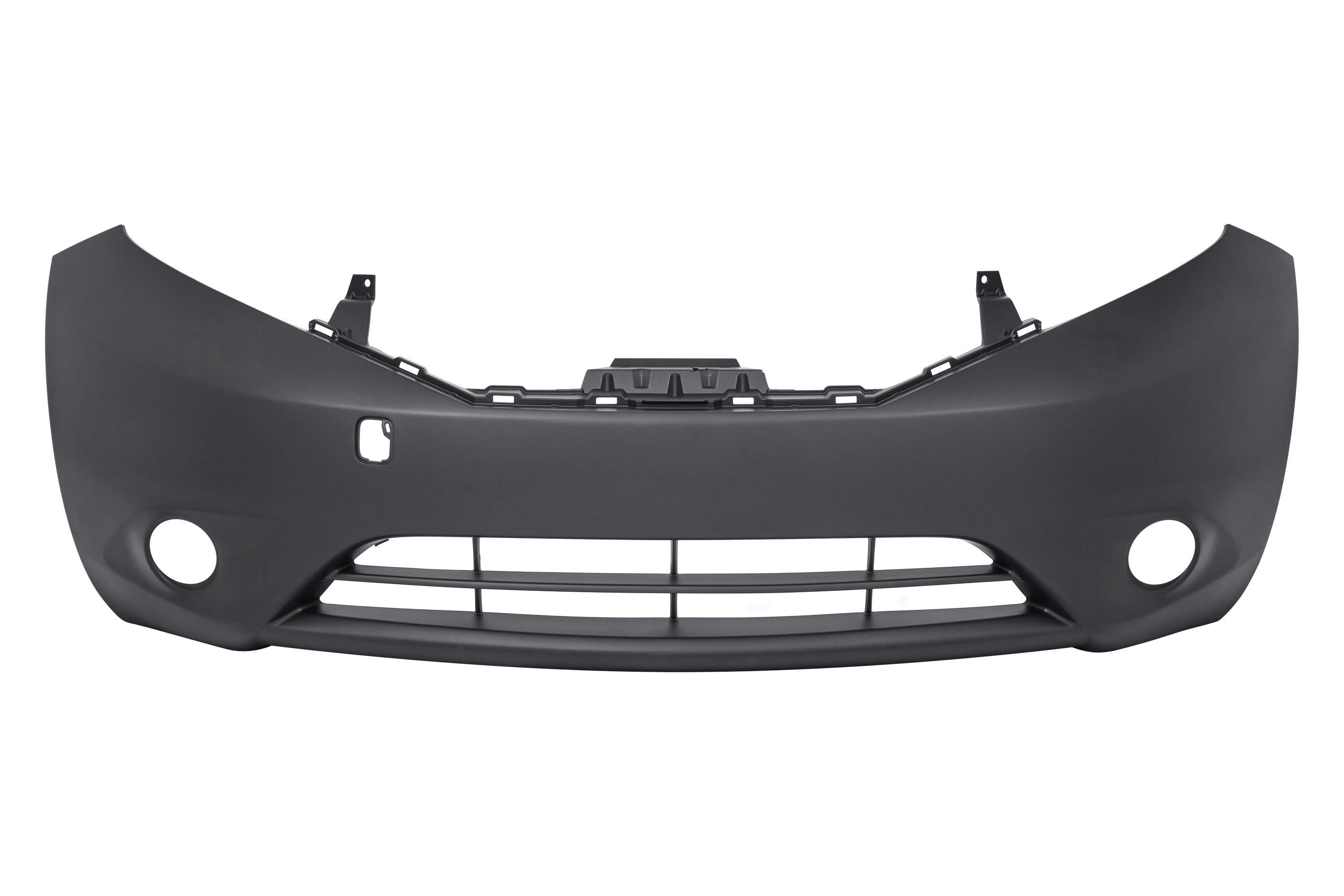 for Nissan Versa NI1044110 2015 to 2016 Front New Bumper Trim