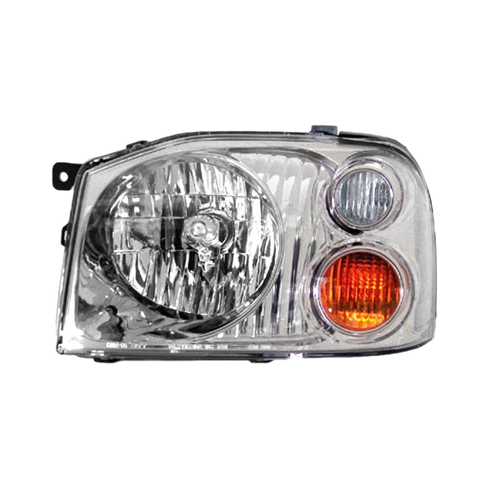 2002 Nissan Frontier: Nissan Frontier 2002 Replacement Headlight