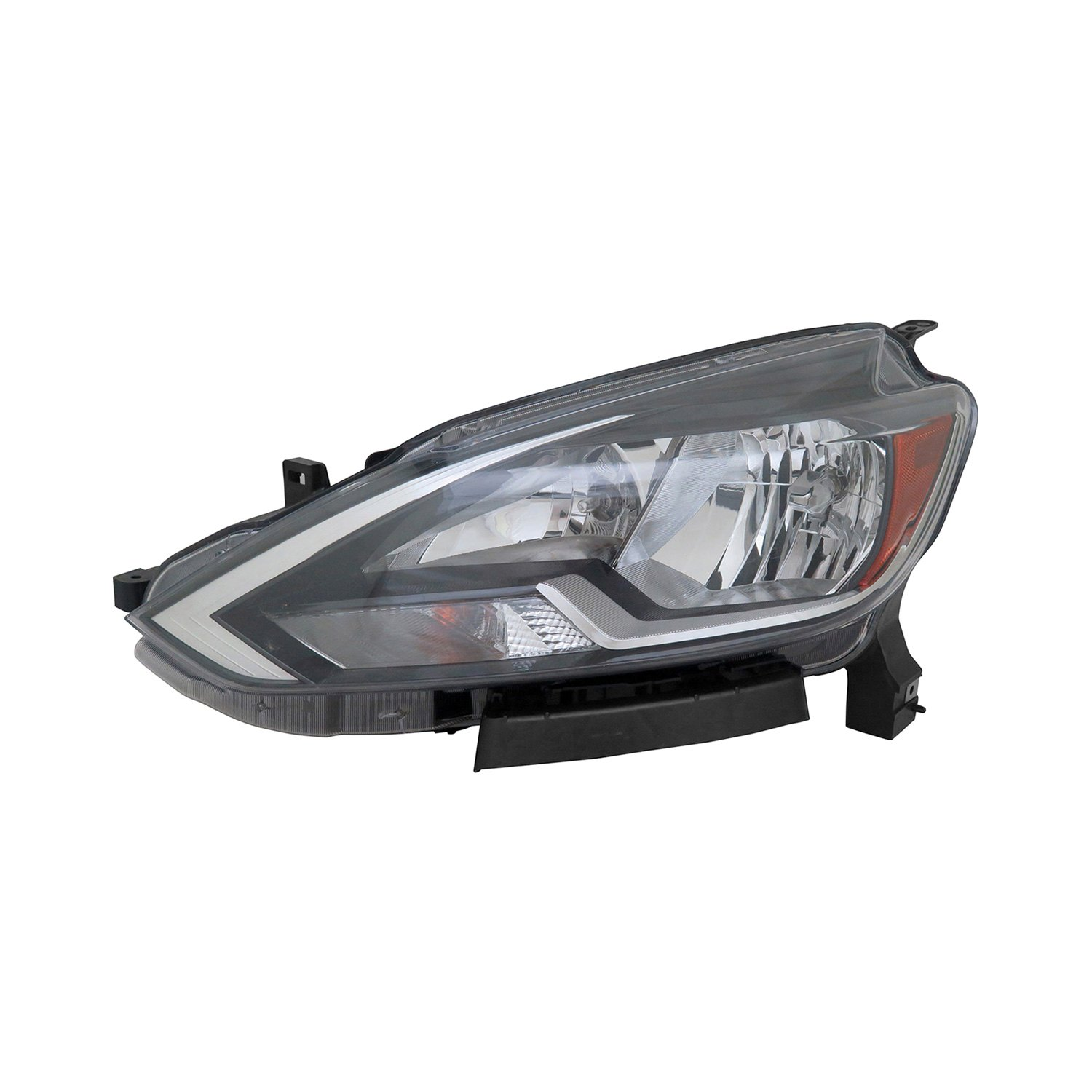 2016 Nissan Nv3500 Hd Passenger Exterior: For Nissan Sentra 2016-2018 Replace NI2502244C Driver Side