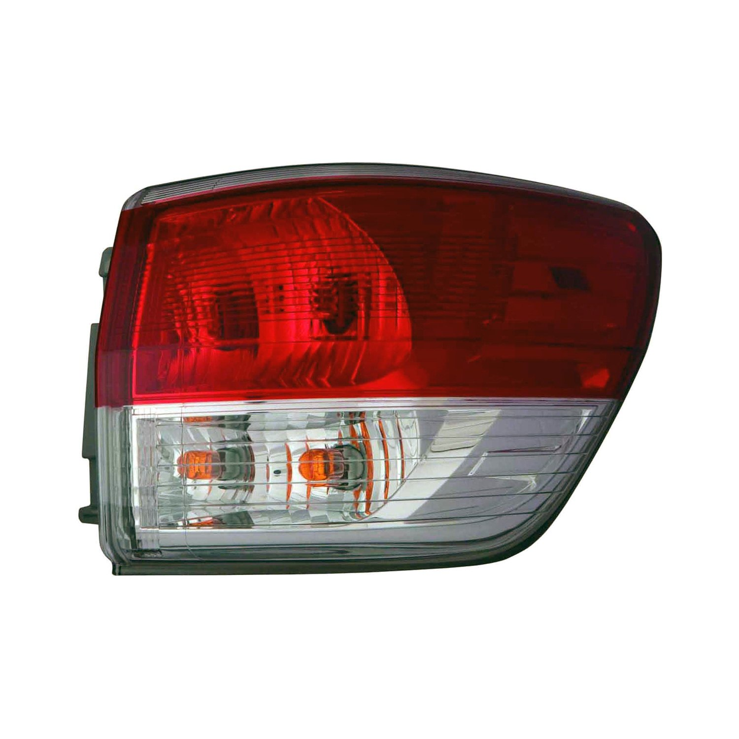 Details About For Nissan Pathfinder 13 16 Replace Penger Side Outer Replacement Tail Light