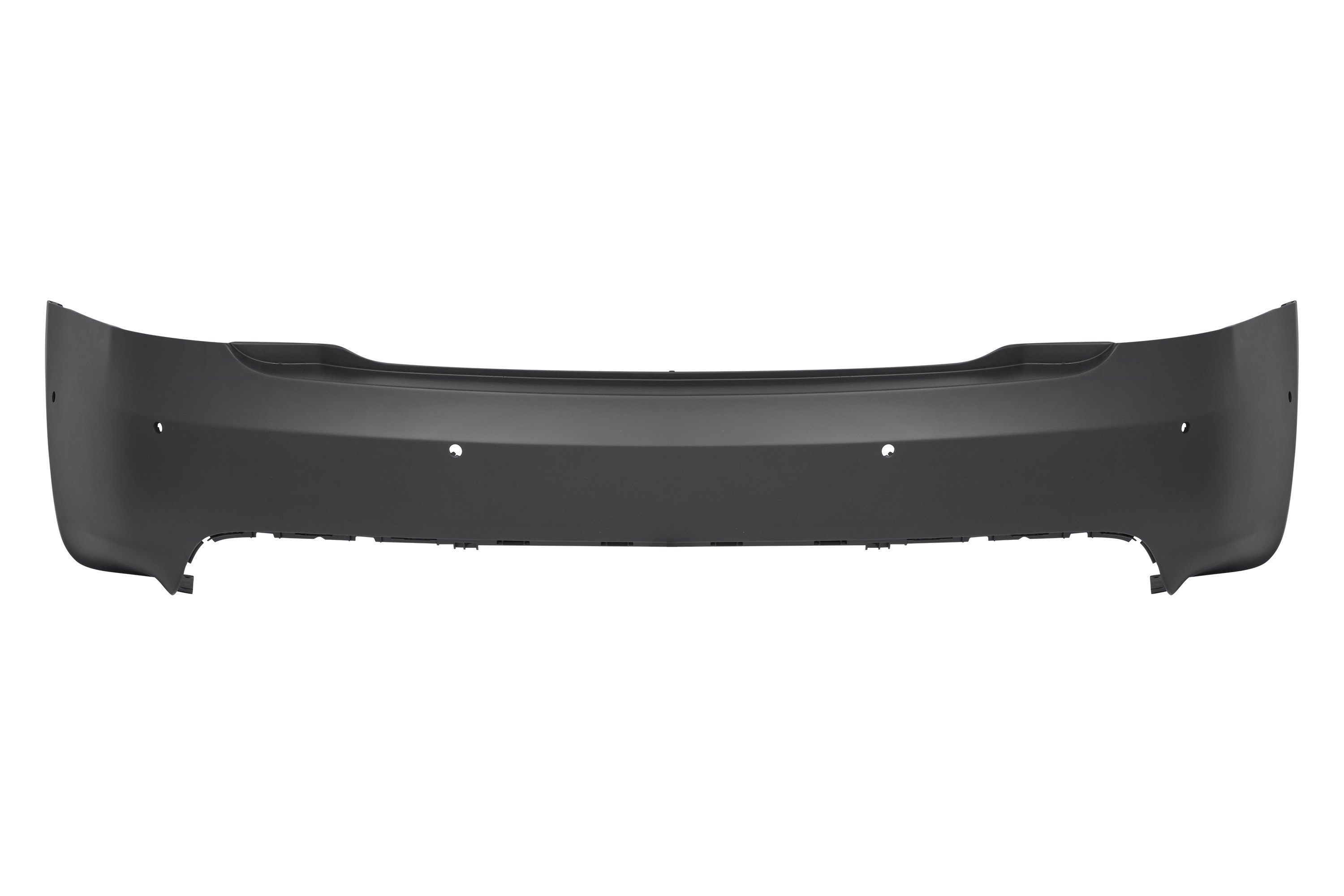 Replace® REMB51347R - Remanufactured Rear Bumper Cover