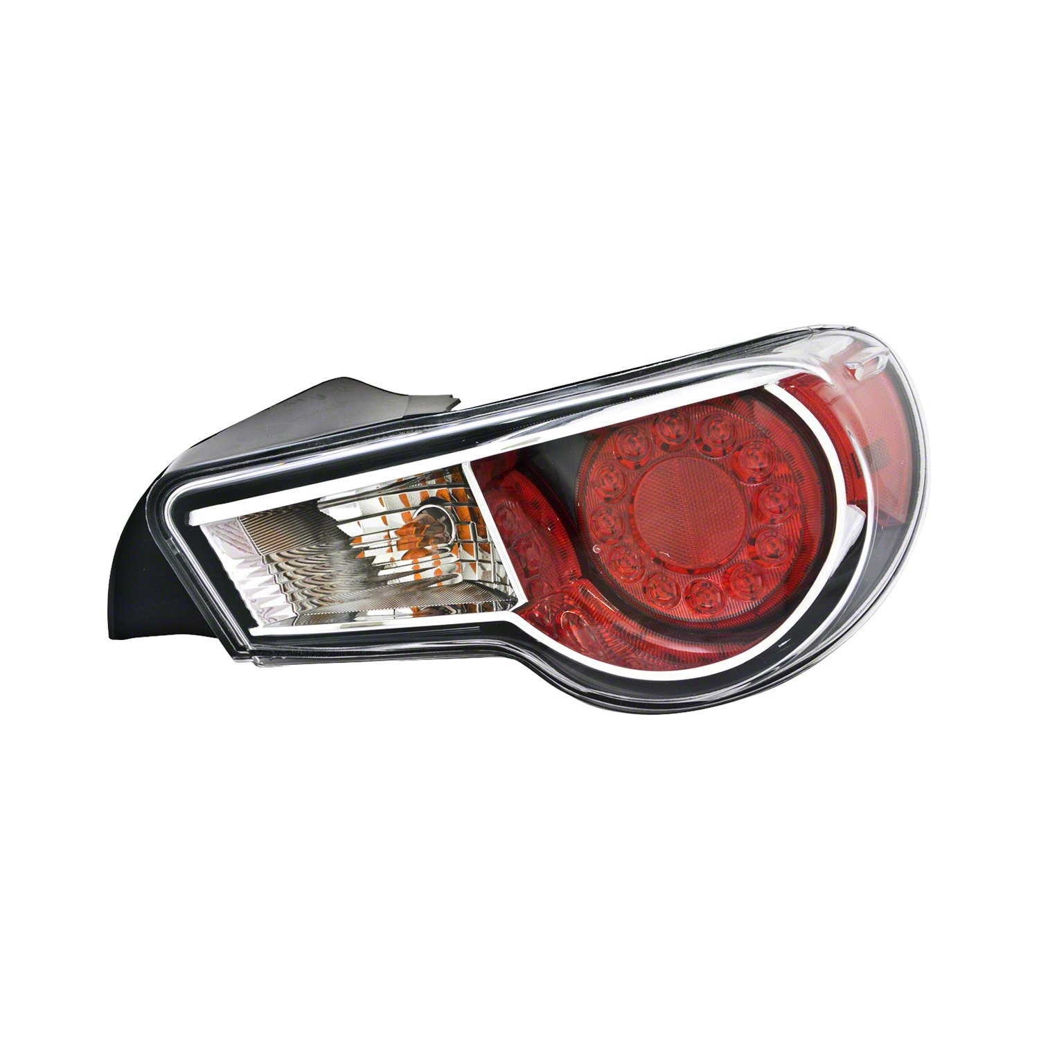 Tail Light Lens Replacement : Replace sc c passenger side replacement tail