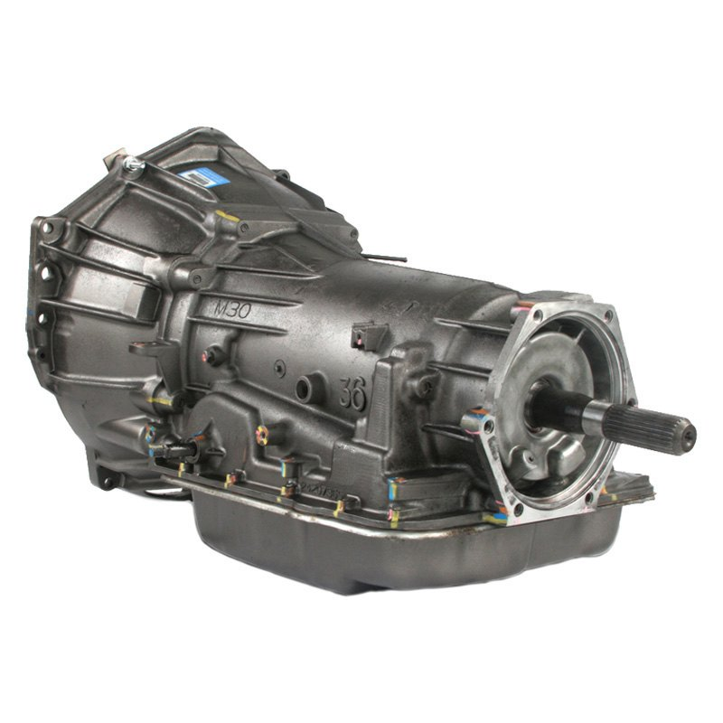 Remanufactured Automatic Transmission: For Chevy Avalanche 07 Replace Remanufactured Automatic