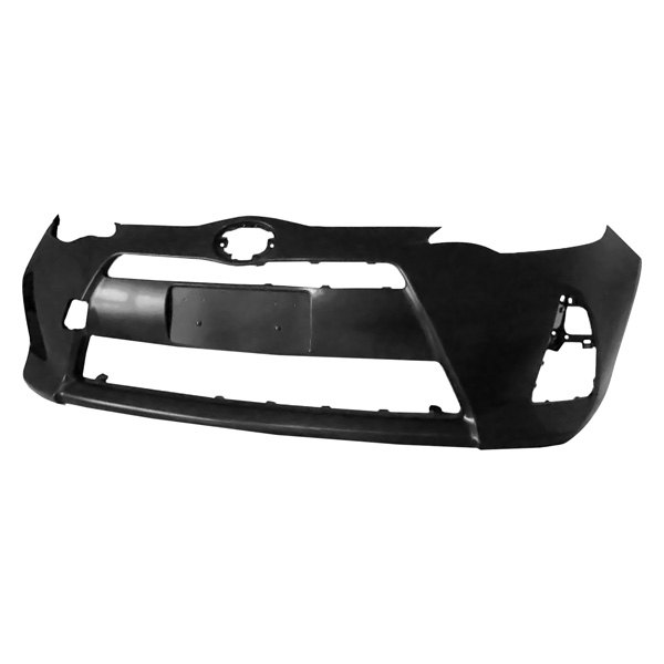 for toyota prius c 2012 2014 replace to1000392 front bumper cover 191275282656 ebay. Black Bedroom Furniture Sets. Home Design Ideas