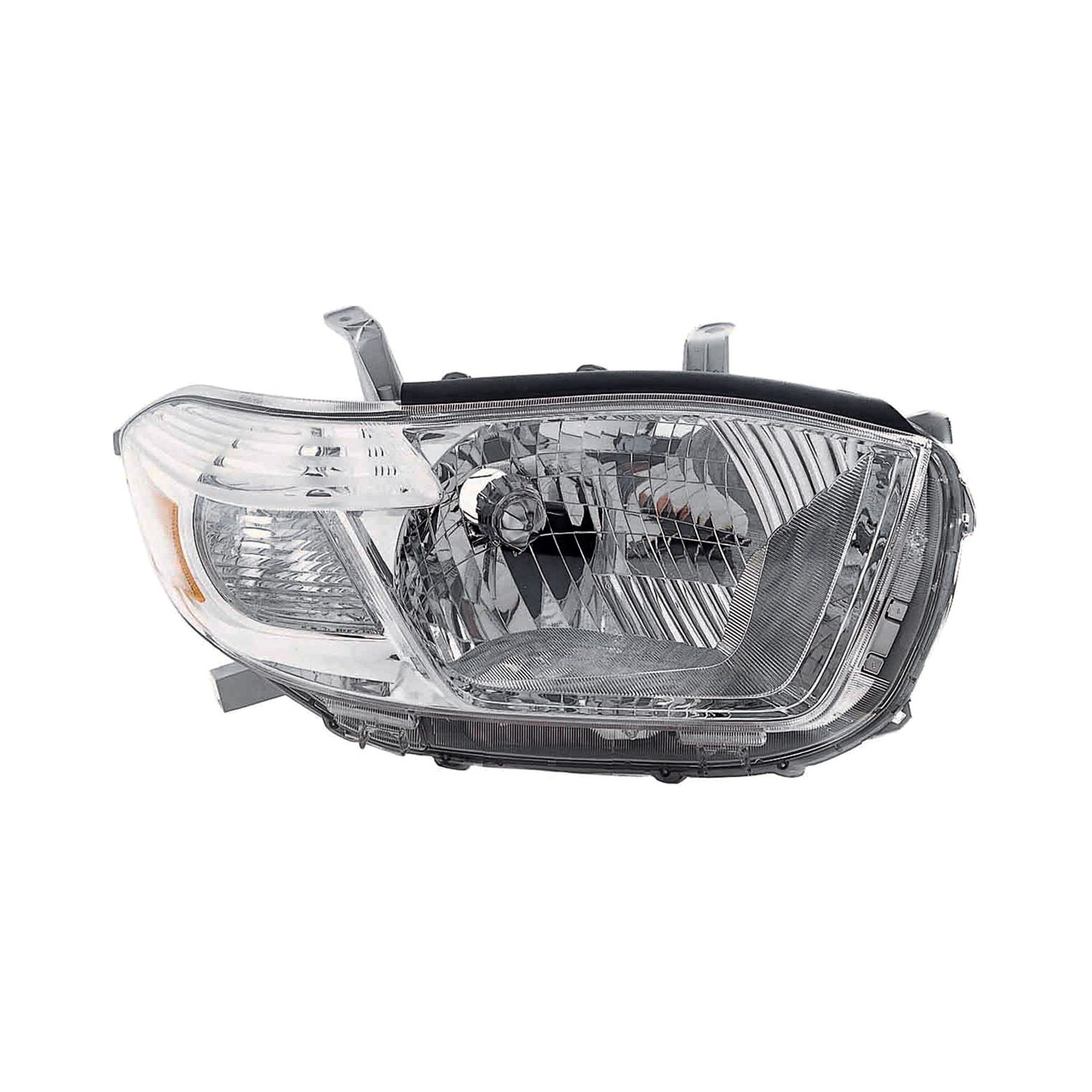 Replace toyota highlander 2008 2009 replacement for Garage toyota lens