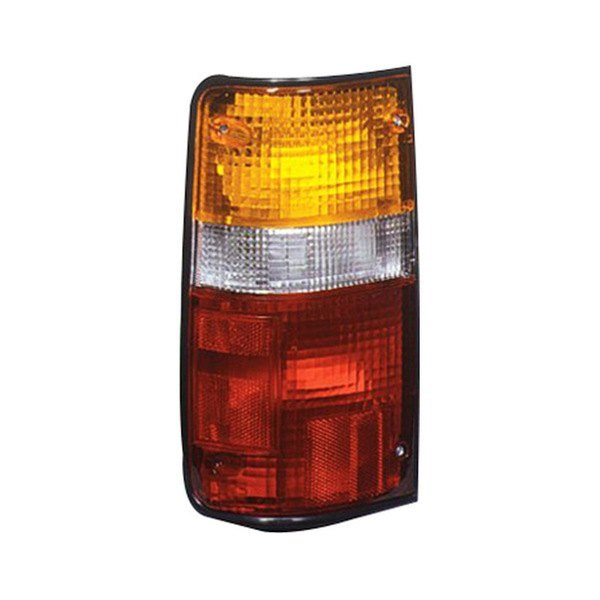 Tail Light Assembly Compatible with 1989-1995 Toyota Pickup Driver Side