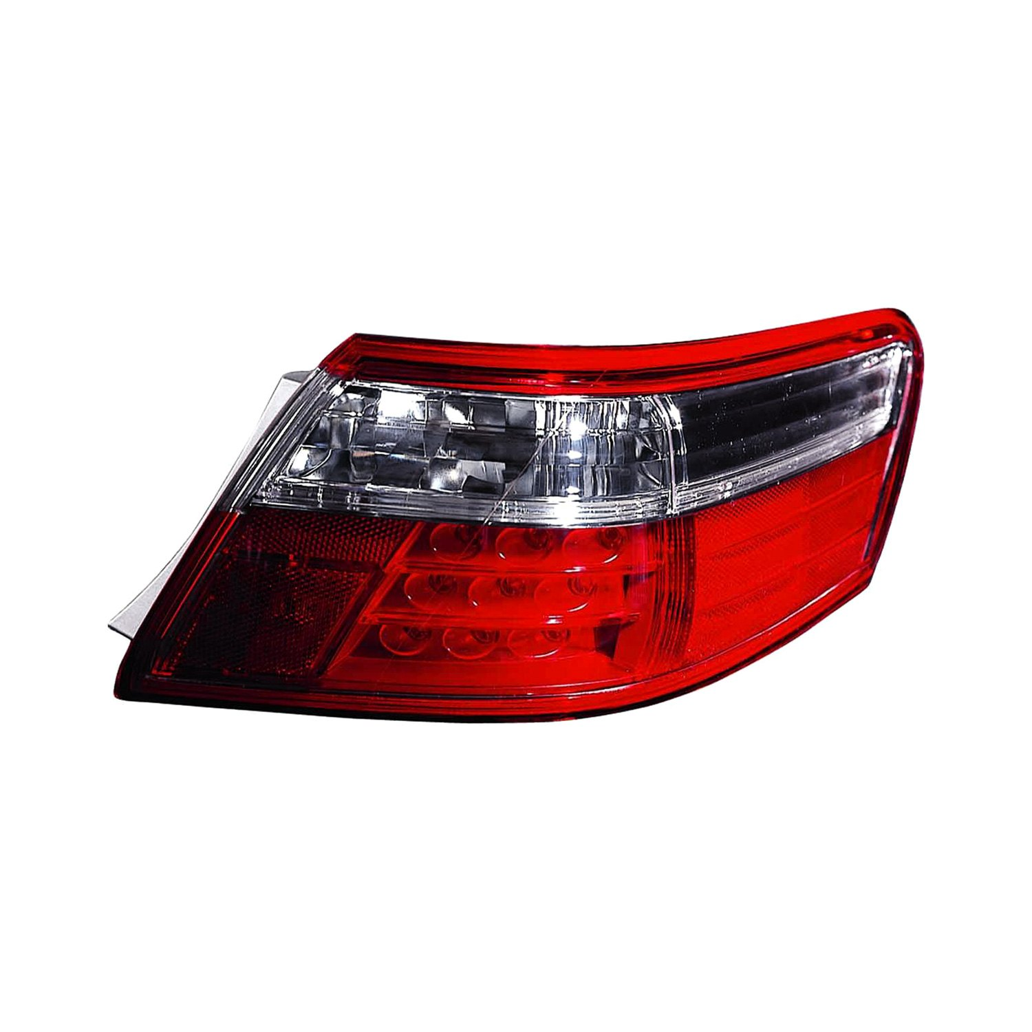 replace toyota camry 2007 2008 replacement tail light lens and housing. Black Bedroom Furniture Sets. Home Design Ideas