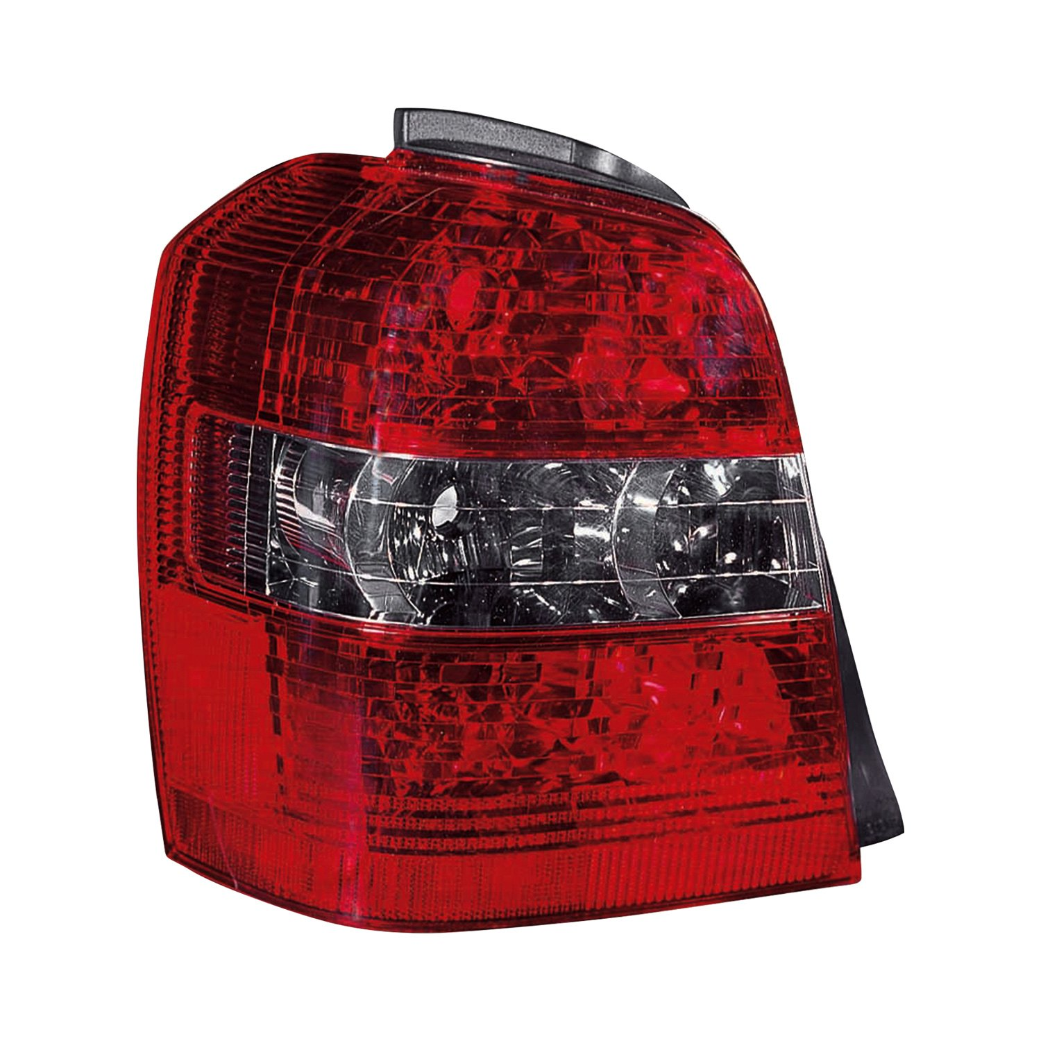 Tail Light Lens Replacement : Replace toyota highlander  replacement tail