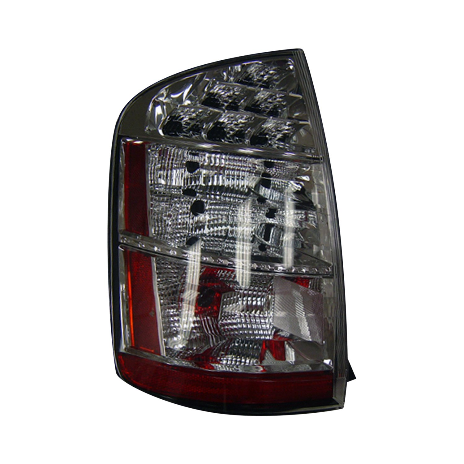 Replace toyota prius 2006 2009 replacement tail light for Garage toyota lens
