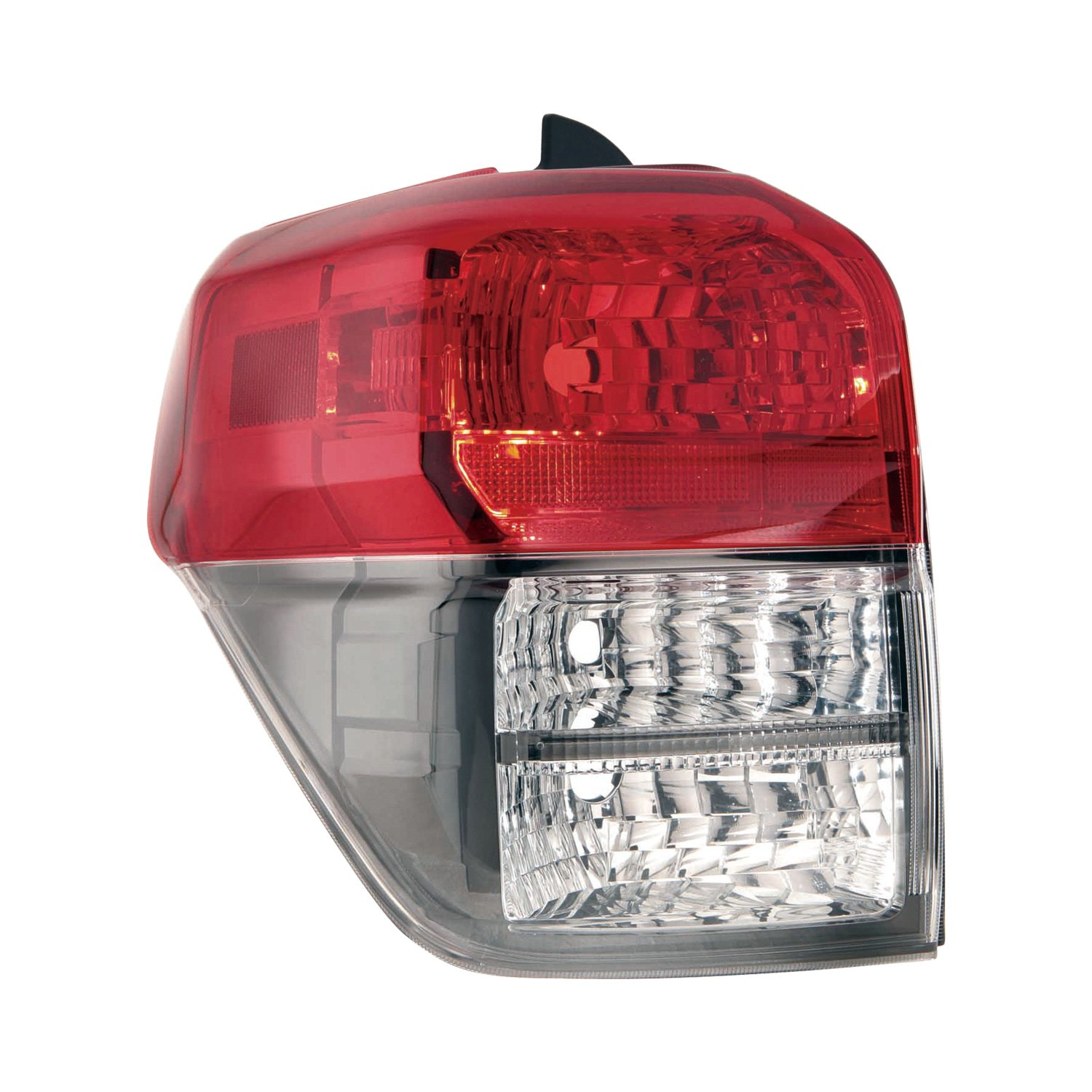 Replace toyota 4runner 2013 replacement tail light lens for Garage toyota lens