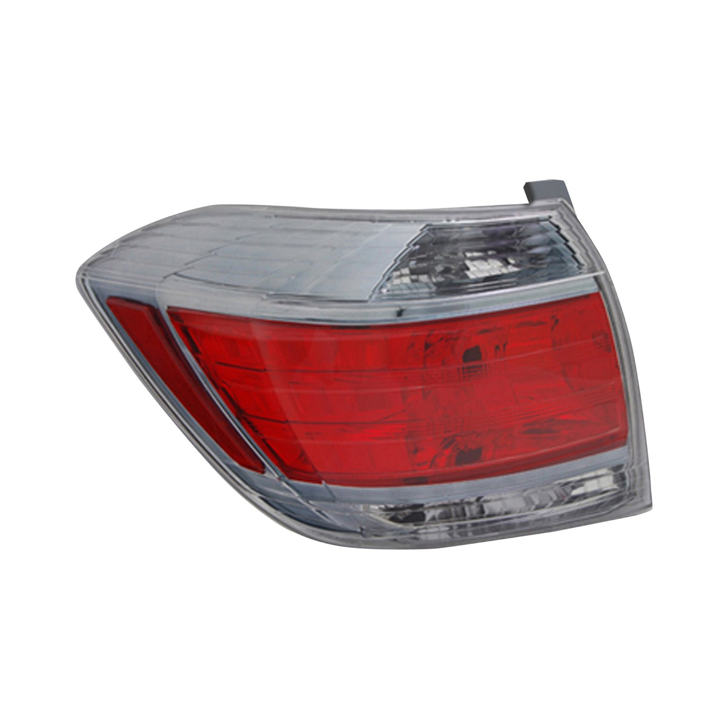 Tail Light Lens Replacement : Replace toyota highlander hybrid limited