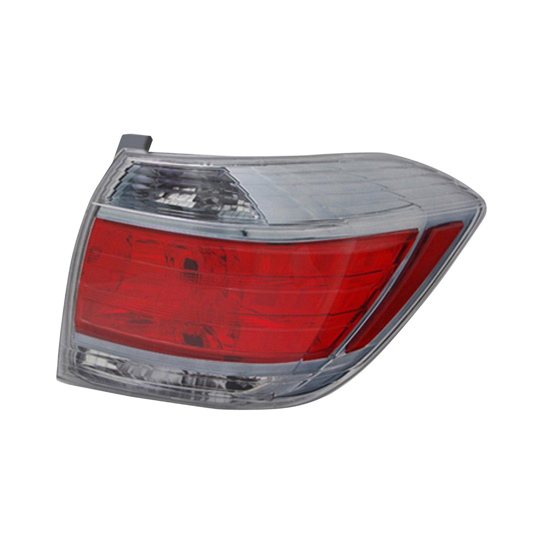 replace toyota highlander hybrid hybrid limited 2011