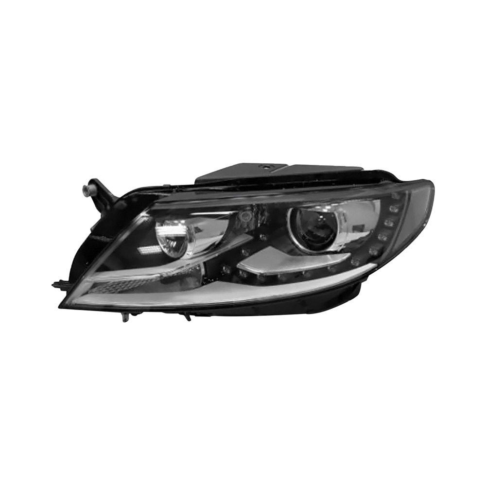Volkswagen cc headlights tesla model 3 cover