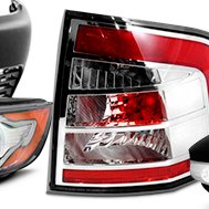 Replace® - Replacement Tail Lights