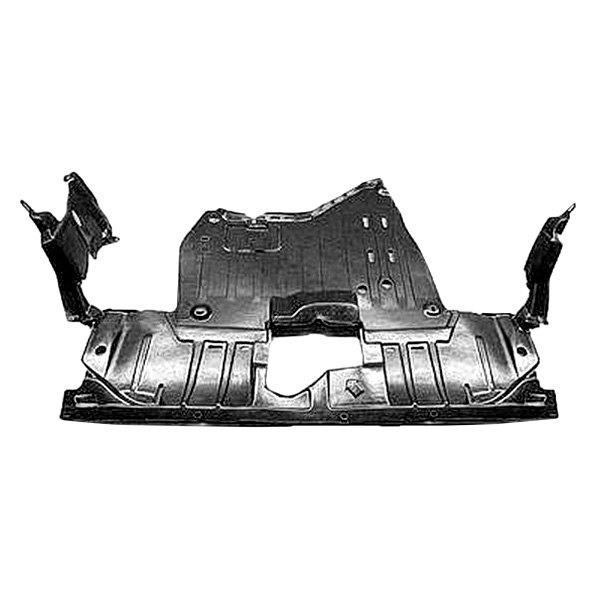Acura TSX Undercar Engine Cover Splash