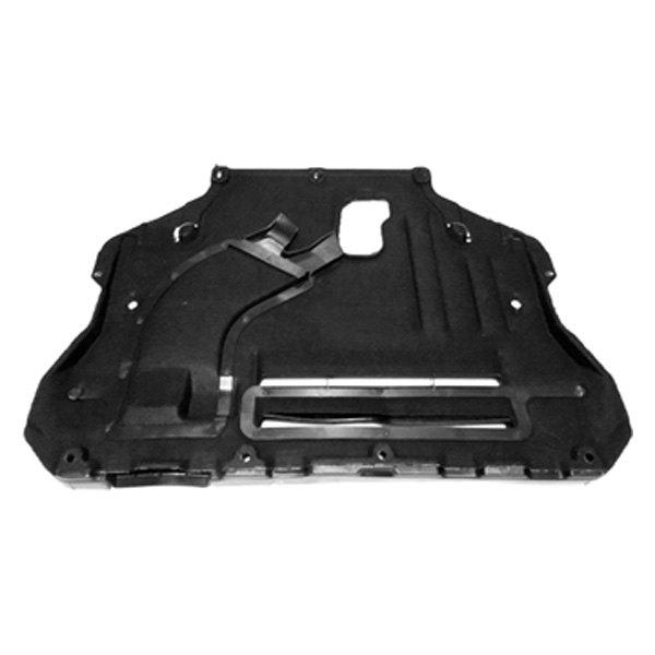 Replace ford escape 2013 2016 undercar shield - 2013 ford explorer interior parts ...
