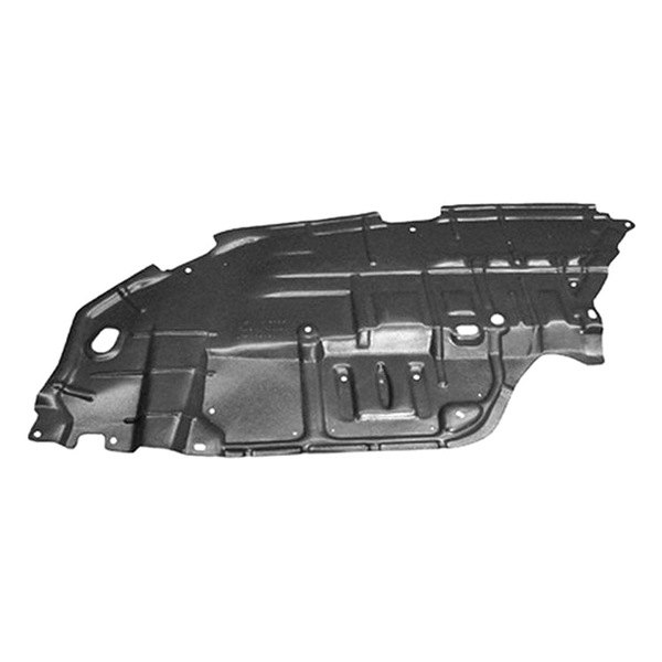 replace toyota camry  front engine splash shield