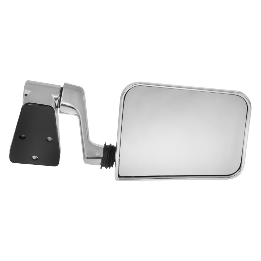 replace jeep wrangler 1987 manual side view mirror. Black Bedroom Furniture Sets. Home Design Ideas