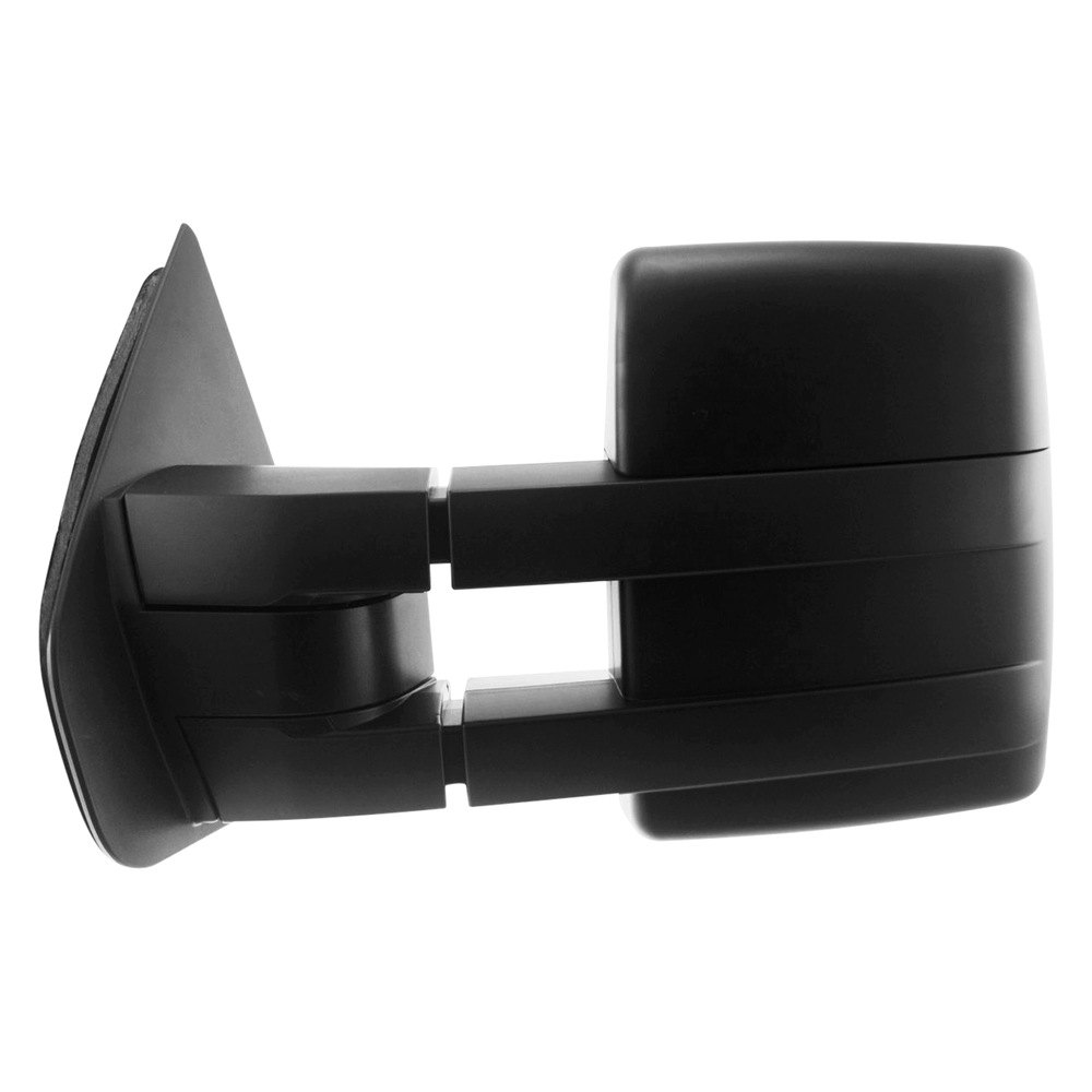Replace fo1320368 driver side manual towing mirror non for Mirror replacement