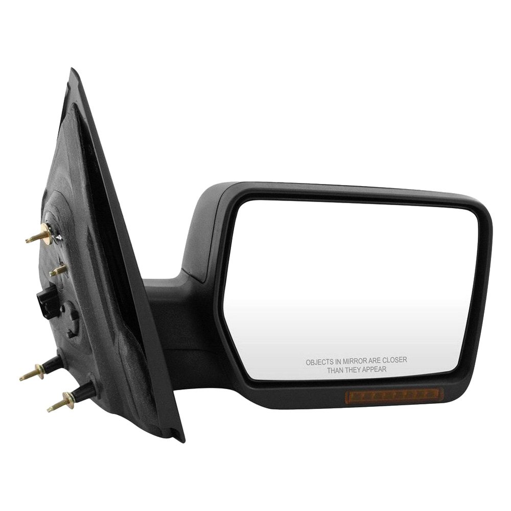 replace fo1321242 ford f 150 rh passenger side mirror w turn signal power ebay. Black Bedroom Furniture Sets. Home Design Ideas