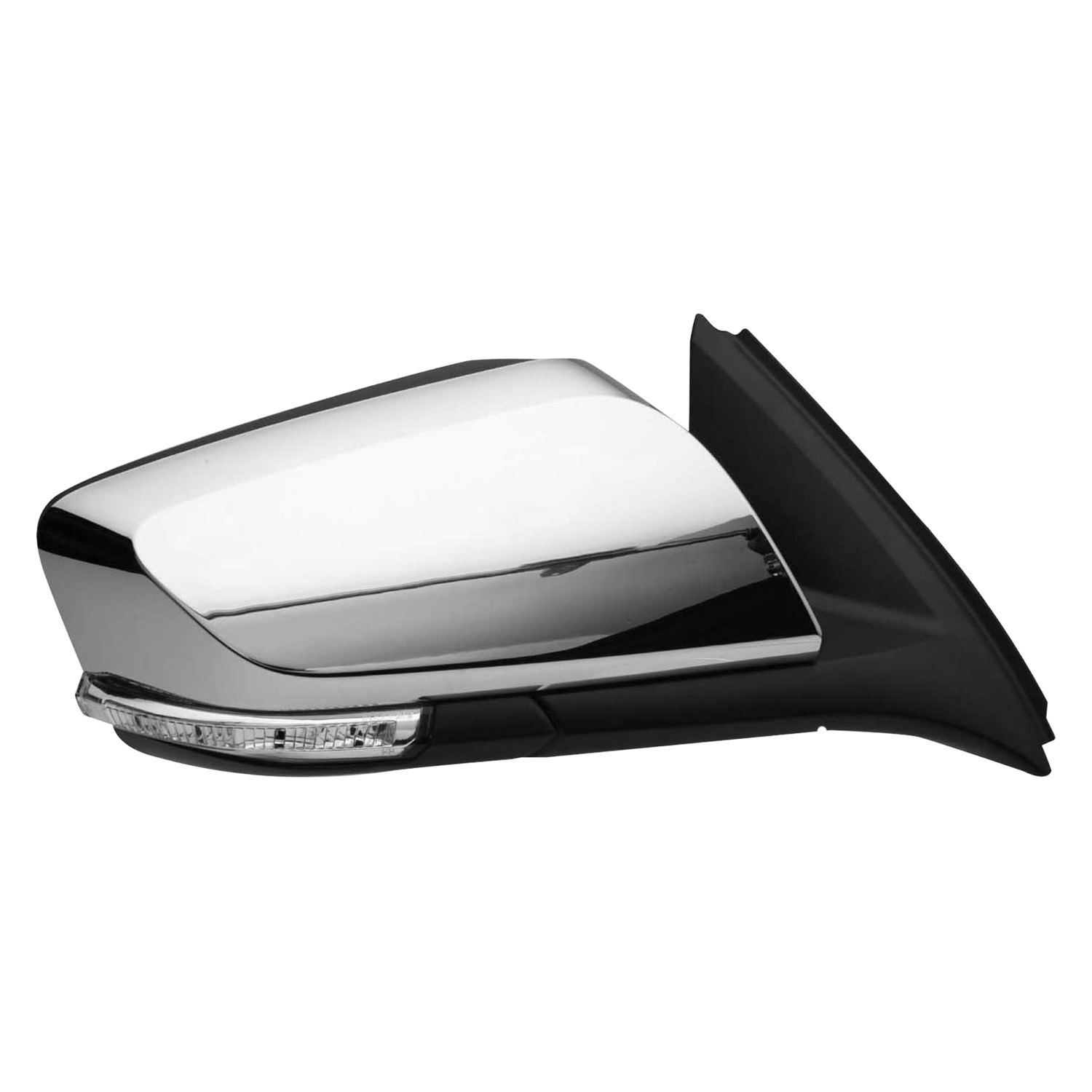 Replace 174 Chevy Impala 2016 Power Side View Mirror