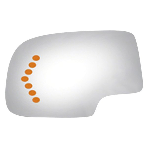Replace gm1323347 driver side mirror glass for Mirror replacement
