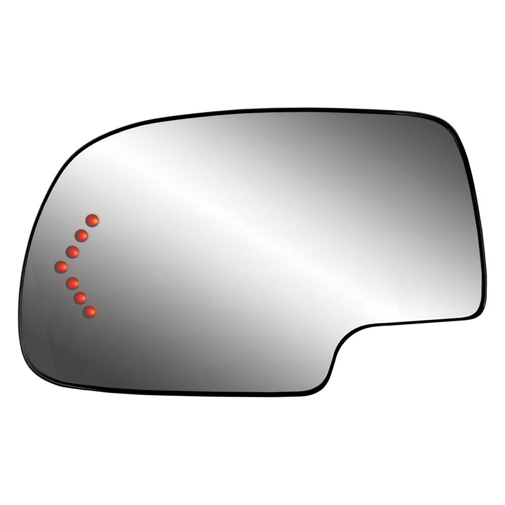 Replace chevy suburban 2001 2006 mirror glass for Mirror glass