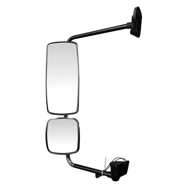 driver side view mirror manual heated brand new fits. Black Bedroom Furniture Sets. Home Design Ideas