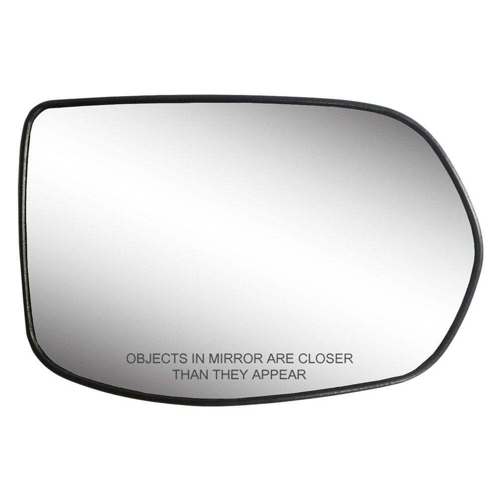 replace honda cr   power mirror   mirror glass  backing plate