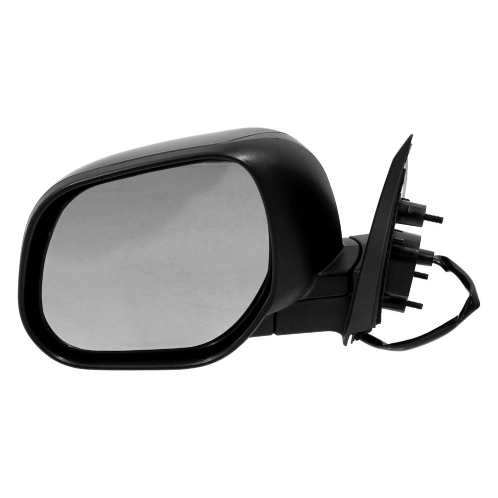Replace mitsubishi outlander 2010 2011 power side view for Mirror replacement