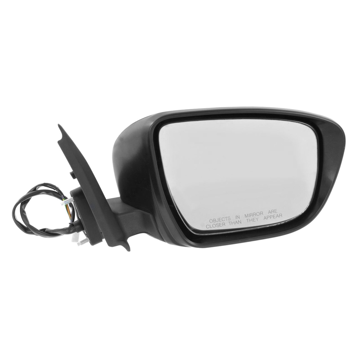 Replace nissan juke without side view camera 2016 power for Mirror replacement
