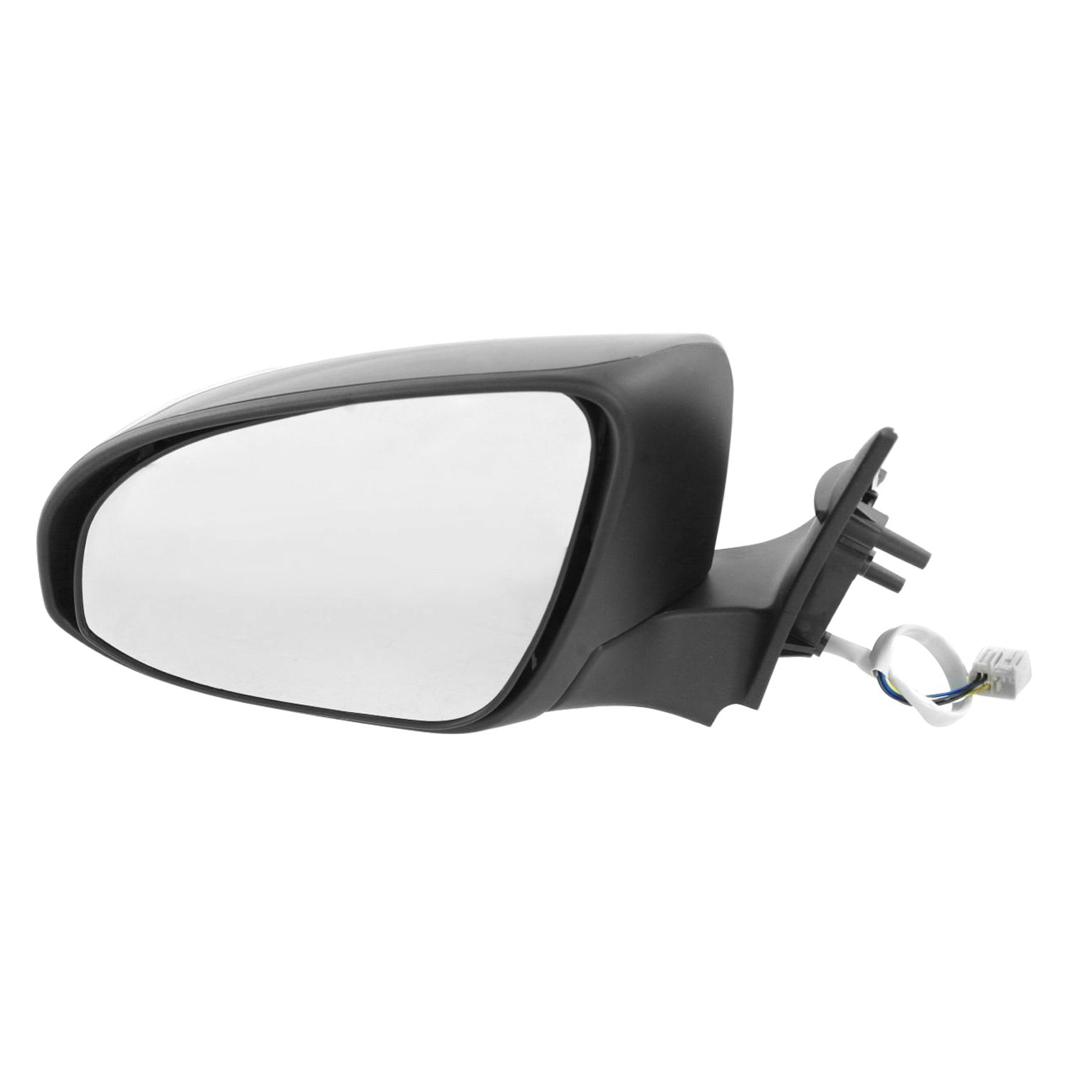 Replace driver side power view mirror