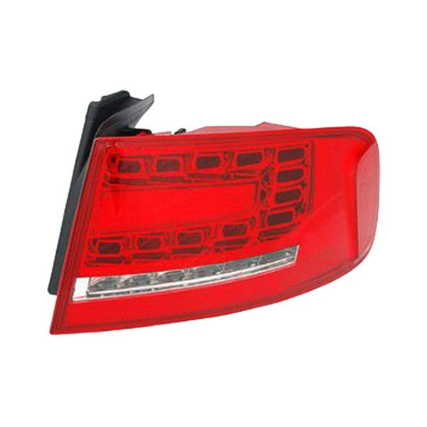 replace audi a4 sedan 2009 2012 replacement tail light. Black Bedroom Furniture Sets. Home Design Ideas