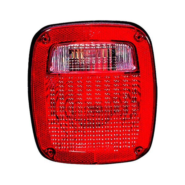 replace jeep wrangler 1998 2006 replacement tail light. Black Bedroom Furniture Sets. Home Design Ideas