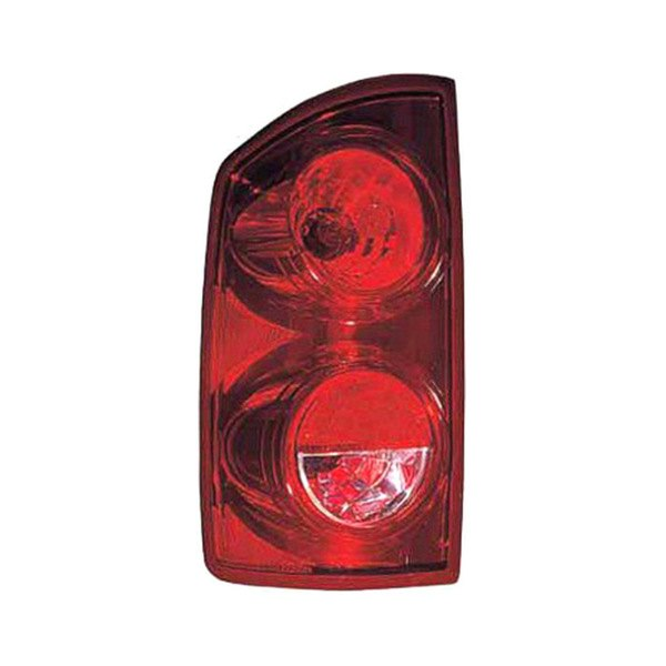 dodge ram 1500 2500 3500 2007 2008 replacement tail light. Black Bedroom Furniture Sets. Home Design Ideas