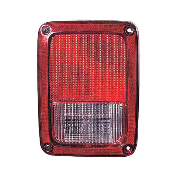 Replace 174 Jeep Wrangler 2014 Replacement Tail Light