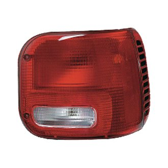 replace dodge ram van 1999 2003 replacement tail light. Black Bedroom Furniture Sets. Home Design Ideas