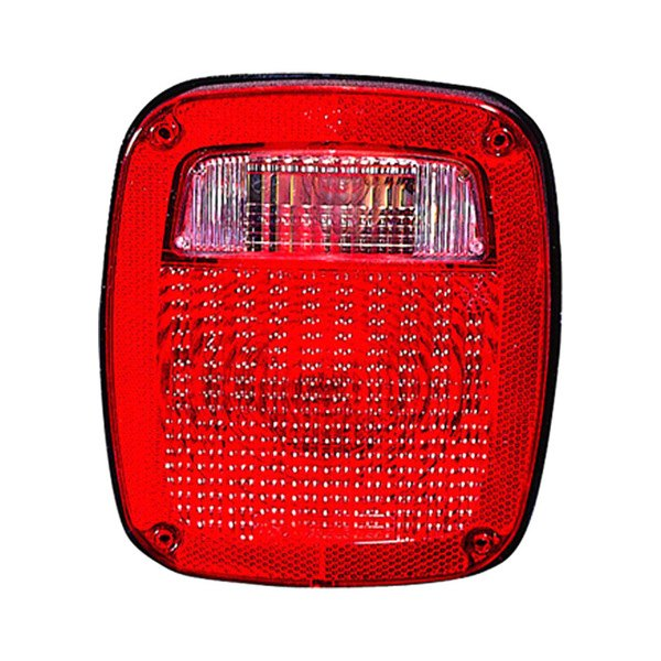 Replace 174 Jeep Wrangler 1998 2006 Replacement Tail Light