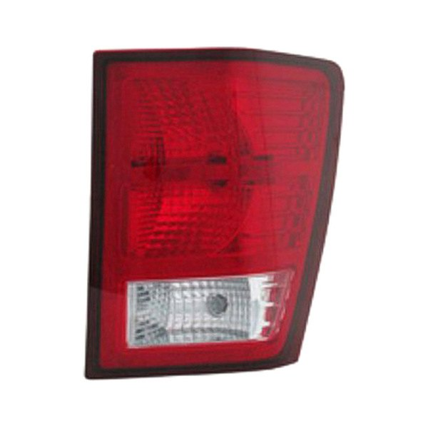 jeep grand cherokee 2007 2010 passenger side replacement tail light. Black Bedroom Furniture Sets. Home Design Ideas