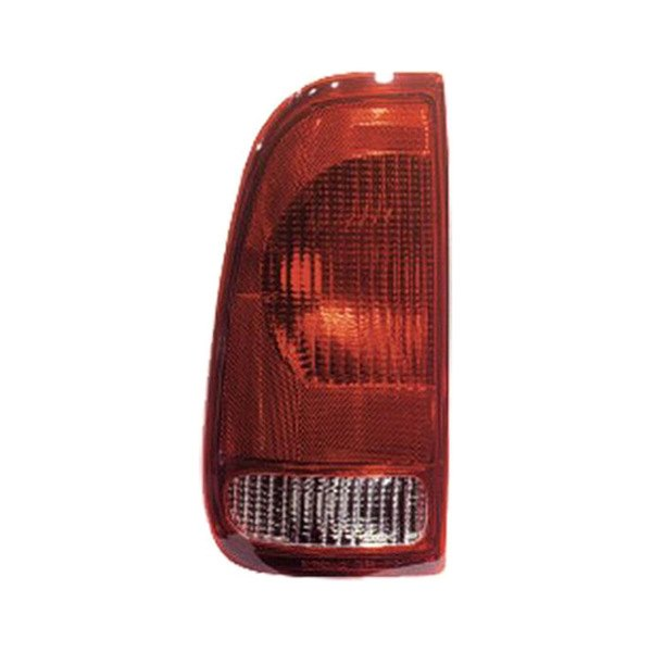 Tail Light Lens Replacement : Replace fo n driver side replacement tail light