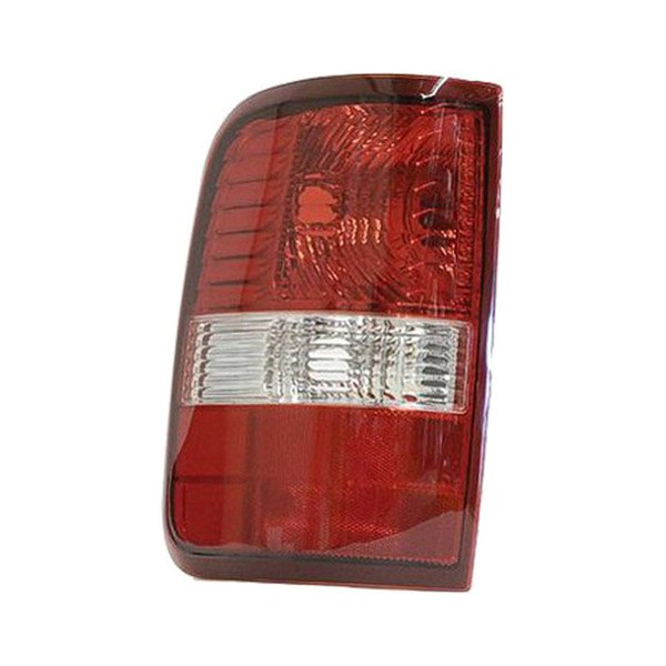 ford f 150 2006 driver side replacement tail light lens and housing. Black Bedroom Furniture Sets. Home Design Ideas