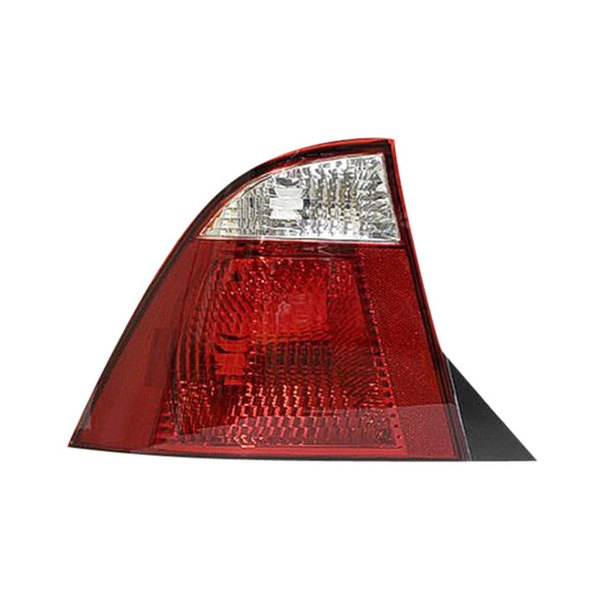 Replace 174 Ford Focus Sedan 2007 Replacement Tail Light