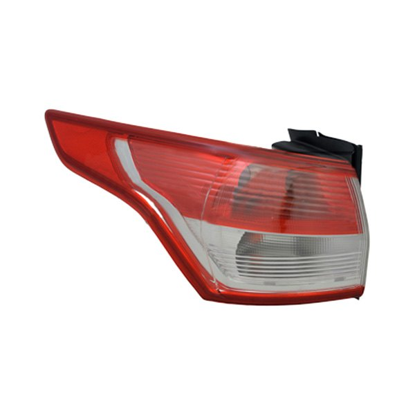 replace ford escape 2013 2016 replacement tail light. Black Bedroom Furniture Sets. Home Design Ideas