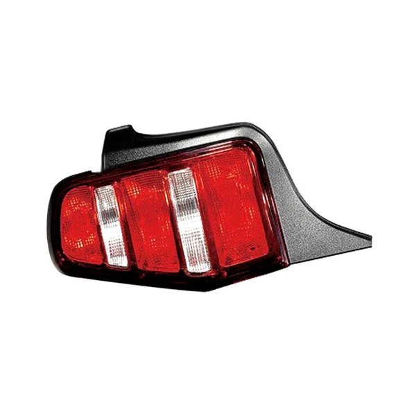 Replace ford mustang 2010 replacement tail light lens for Garage ford lens