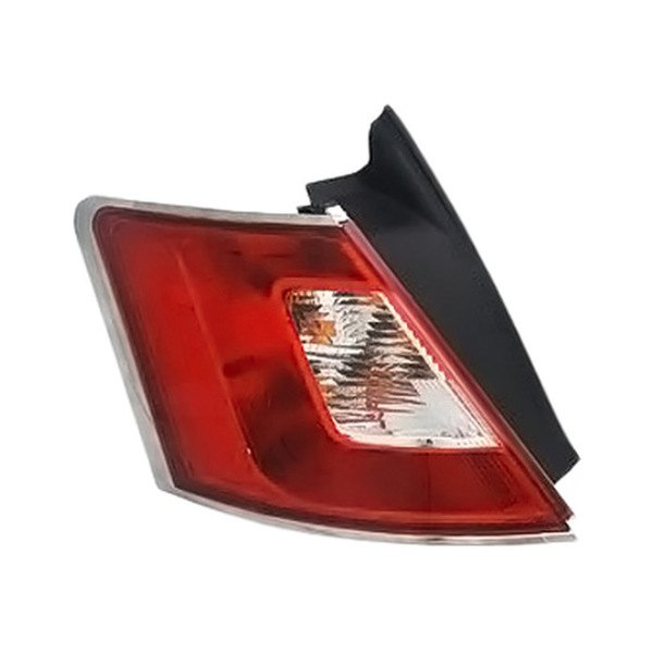replace ford taurus 2010 2011 outer replacement tail light. Black Bedroom Furniture Sets. Home Design Ideas