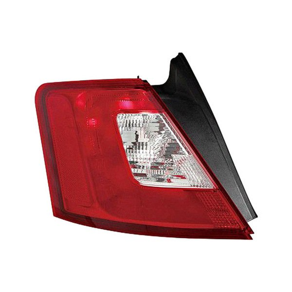 Replace 174 Driver Side Replacement Tail Light