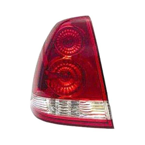 2005 Chevy Malibu Lights Not Working: Chevy Malibu 2004-2005 Replacement Tail Light