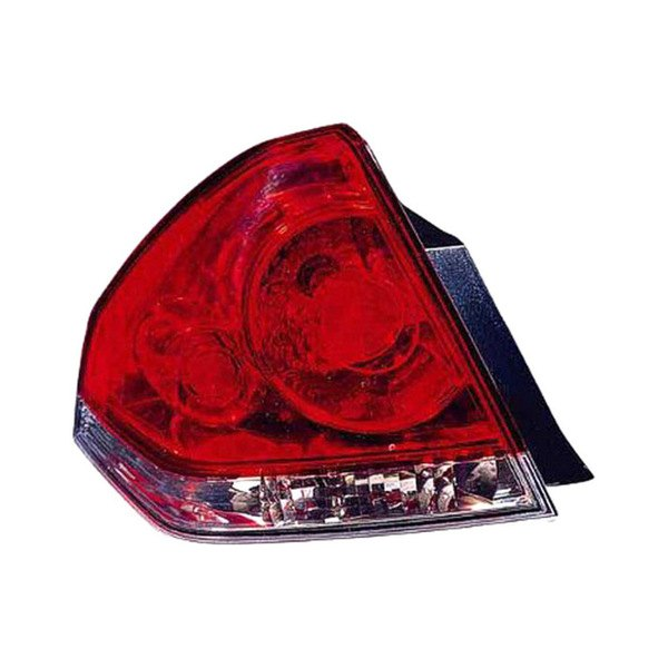 Replace 174 Chevy Impala 2015 Replacement Tail Light